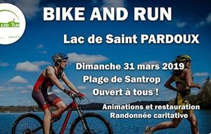 Bike and Run St Pardoux (87)